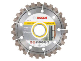 Disco diamantato Segmentato Best for Universal 115 mm 2608603629 BOSCH