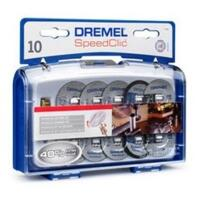 DREMEL SET Accessori EZ SPEED CLIC (SC690) 2615S690JA DREMEL®